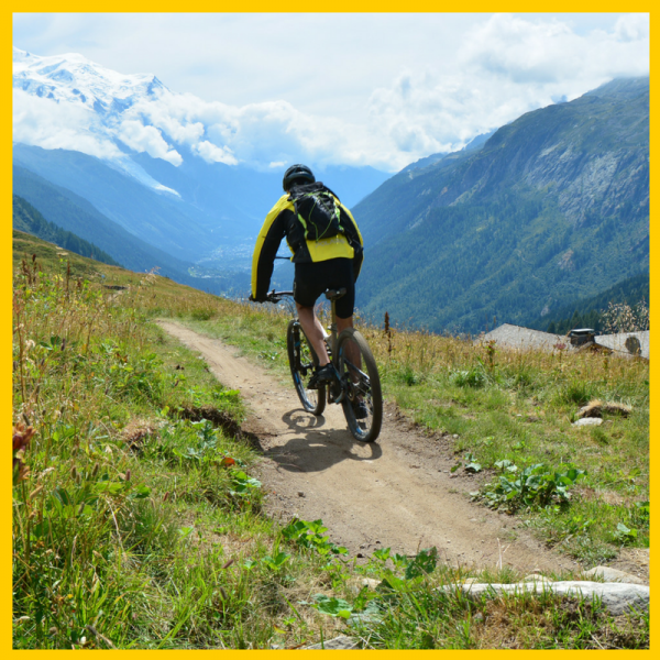Foto fietser bij post Wat kan een reisadviseur voor je doen